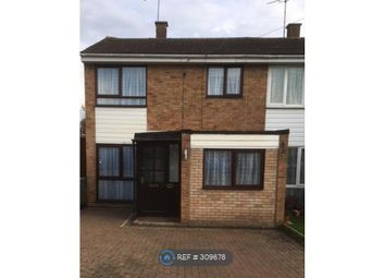 Thumbnail 4 bed end terrace house to rent in Francis Way, Silver End, Witham