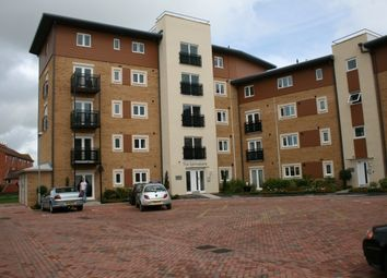 Thumbnail 2 bed flat for sale in Manley Gardens, Bridgwater