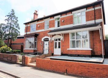 5 bed semi-detached house for sale in Lea Road, Wolverhampton WV3