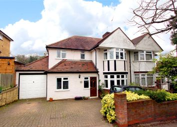 Thumbnail 4 bed detached house for sale in Coniston Road, Kings Langley
