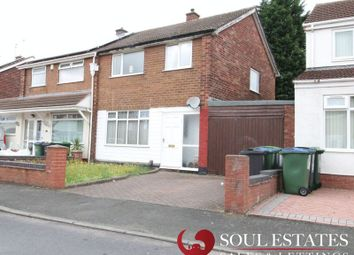 Thumbnail 3 bed semi-detached house to rent in Gordon Drive, Tipton