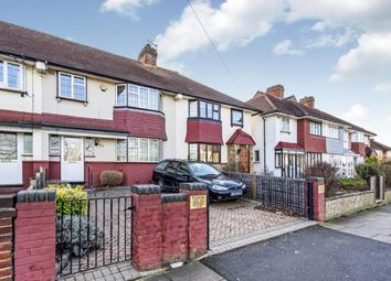 Thumbnail 3 bed terraced house for sale in Stanford Road, London