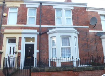 Thumbnail 3 bedroom terraced house to rent in Wingrove Avenue, Newcastle Upon Tyne