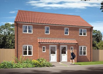 """Thumbnail 3 bedroom semi-detached house for sale in """"The Masefield"""" at Carsons Drive, Great Cornard, Sudbury"""