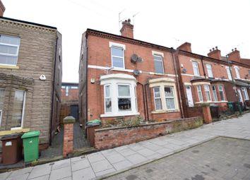 Thumbnail 3 bedroom end terrace house for sale in Pym Street, St Anns, Nottingham