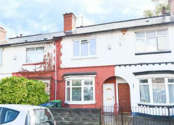 Thumbnail 2 bed terraced house for sale in Merrivale Road, Bearwood, West Midlands
