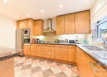 Thumbnail 6 bed detached house for sale in Sunbury Avenue, London