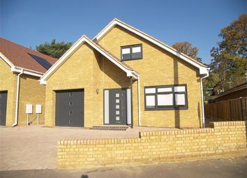Thumbnail 3 bed detached house for sale in The Spinney, Potters Bar, Herts