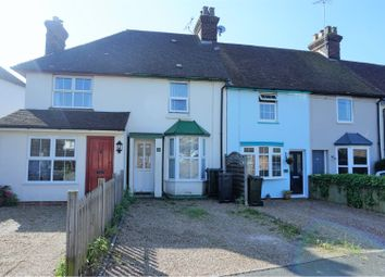 Thumbnail 2 bed terraced house for sale in Grosvenor Road, Ashford