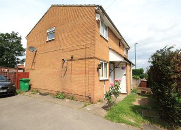Thumbnail 2 bed end terrace house for sale in North Gate, Nottingham, Nottinghamshire