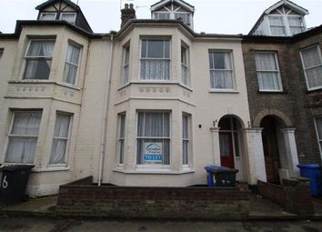 Thumbnail 1 bed flat to rent in Cleveland Road, Lowestoft