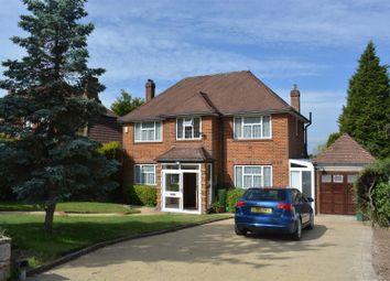 Ruden Way, Epsom KT17. 3 bed detached house