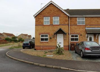 Thumbnail 3 bed end terrace house to rent in Charnwood Close, Kingswood, Hull