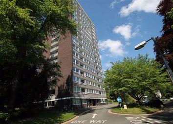 Thumbnail 1 bed flat for sale in Warwick Crest, Arthur Road, Edgbaston, Birmingham