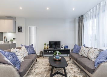 Thumbnail 1 bed flat for sale in Leytonstone Road, Stratford, London.