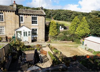 Thumbnail 2 bed semi-detached house for sale in Spring Row, Harden