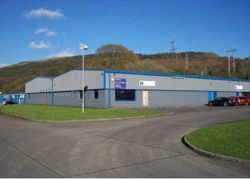 Thumbnail Light industrial to let in Industrial - Albion Industrial Estate, Pontypridd
