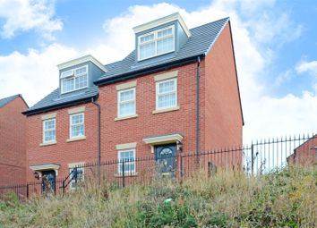 Thumbnail 3 bed flat for sale in Staniforth Road, Sheffield