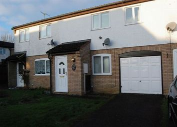 Thumbnail 2 bed terraced house to rent in Lincoln Way, Stefan Hill, Daventry