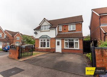 4 bed detached house for sale in Hobhouse Close, Great Barr, Birmingham B42
