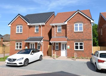 Thumbnail 3 bed detached house for sale in Greenwood Close, New Milton, Hampshire