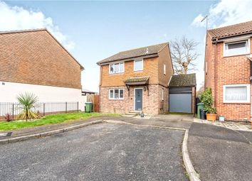 Thumbnail 3 bed detached house for sale in Olivers Meadow, Westergate, Chichester