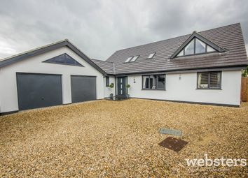 Thumbnail 4 bed detached house for sale in Canns Lane, Hethersett, Norwich