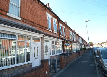 Thumbnail 3 bed terraced house for sale in Tenby Road, Moseley, Birmingham