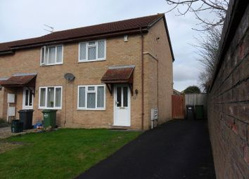 Thumbnail 2 bedroom terraced house to rent in Ottrells Mead, Bradley Stoke, Bristol