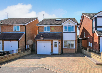 Thumbnail 4 bed detached house for sale in Kestrel Road, Waltham Abbey