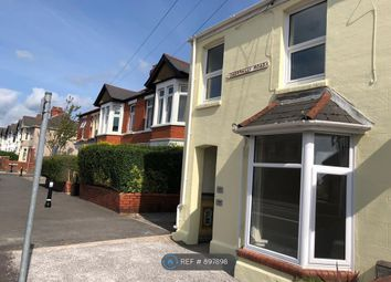 Thumbnail 1 bed flat to rent in Caerphilly Road, Cardiff