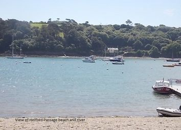 Thumbnail 2 bed flat for sale in Helford Passage, Falmouth