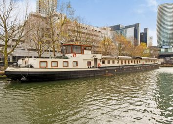 Thumbnail 6 bed houseboat for sale in Thames Quay, Canary Wharf