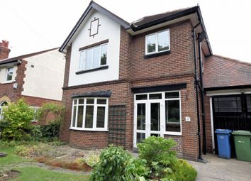 Thumbnail 4 bed detached house for sale in Peasholm Drive, Scarborough, North Yorkshire