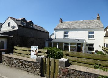 Thumbnail 5 bed detached house for sale in Bossiney Road, Tintagel