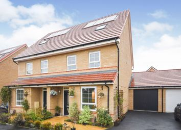 Thumbnail 3 bed semi-detached house for sale in Ashridge Close, Stanford-Le-Hope