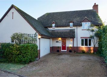 Thumbnail 4 bed detached house for sale in Broad Road, Hambrook
