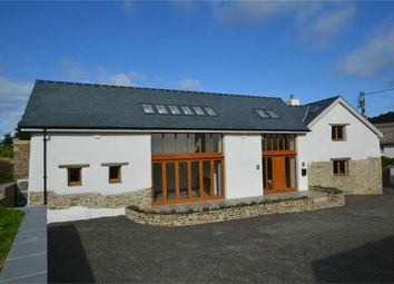 Thumbnail 4 bed detached house for sale in Braunton, Croyde, Devon