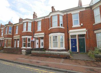 Thumbnail 4 bed maisonette for sale in Simonside Terrace, Heaton, Newcastle Upon Tyne