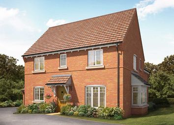 """Thumbnail 4 bed detached house for sale in """"The Hawthorn"""" at Knightley Road, Gnosall, Stafford"""