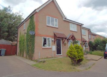 Thumbnail 2 bedroom semi-detached house for sale in Drayton, Norwich, Norfolk