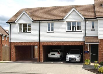 Thumbnail 2 bed town house to rent in Chancell Drive, Rochester