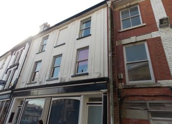 Thumbnail 3 bed flat to rent in Church Street, Launceston, Cornwall