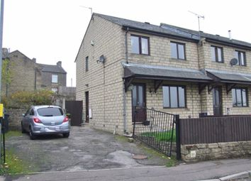 Thumbnail 3 bed end terrace house for sale in Common Lane, Southowram, Halifax