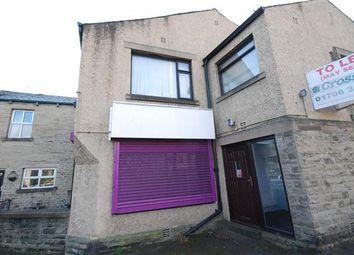 Thumbnail 2 bedroom flat to rent in Bridge Street, Milnrow, Rochdale