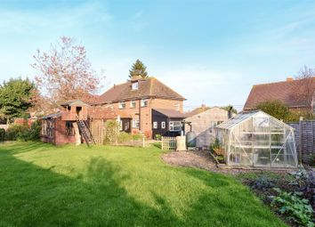 Thumbnail 3 bed semi-detached house for sale in Hamfield, Wantage