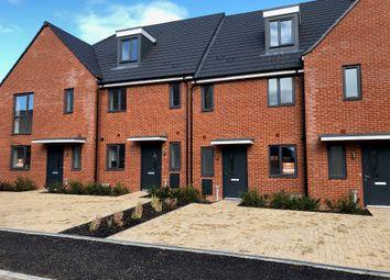 Halesworth Avenue, Manor Farm, Milton Keynes MK10. 3 bed terraced house for sale