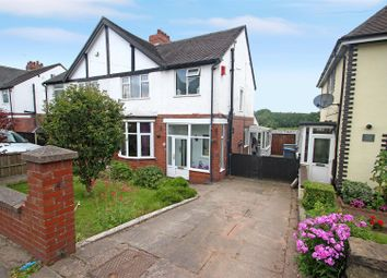 Thumbnail 3 bed semi-detached house for sale in Stone Road, Hanford, Stoke-On-Trent