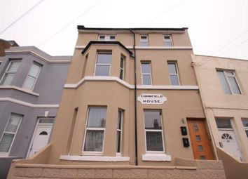 Thumbnail 2 bed flat to rent in Cornfield Terrace, St. Leonards-On-Sea