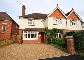 Thumbnail 4 bedroom semi-detached house for sale in St. Johns Road, Mortimer Common